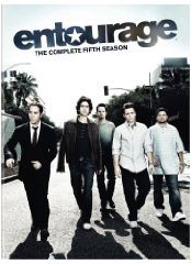 Entourage: The Complete Fifth Season on DVD