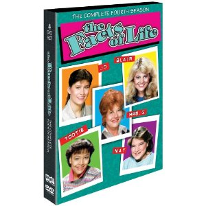 Facts of Life on DVD