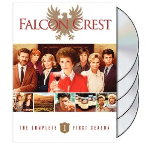 Falcon Crest on DVD