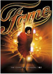 Fame TV series on DVD