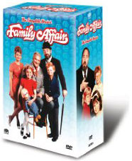 Family Affair on DVD