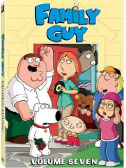 Family Guy on DVD