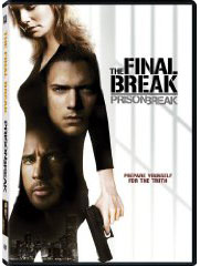 Prison Break: The Final Break on DVD