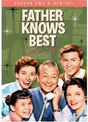 Father Knows Best Season 2 on DVD