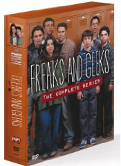 Freaks & Geeks on DVD