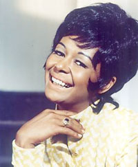 Gail Fisher - Classic TV star of mannix