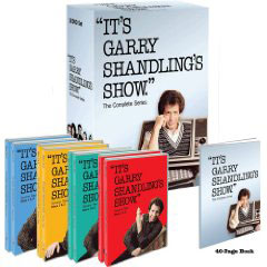Its Garry Shandling's Show on DVD