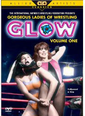 G.L.O.W. TV Wrestling on DVD