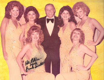 Frank Sinatra with The Golddiggers