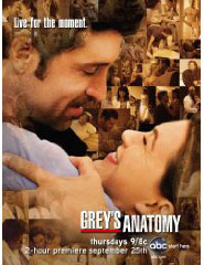 Grey's Anatomy on Blu Ray