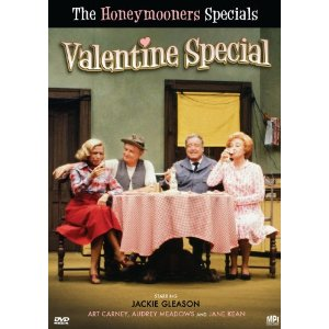 The Honeymooners Specials on DVD