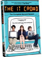 The I.T. Crowd on DVD