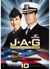Jag on DVD