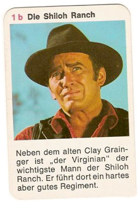 James Drury of The Virginian