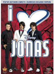 I Heart Jonas on DVD