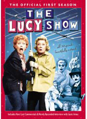 The Lucy Show on DVD