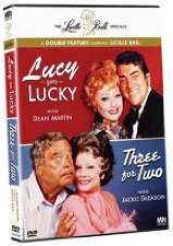 The Lucille Ball Specials  on DVD