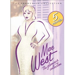 Mae West on DVD