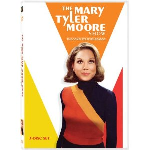 Mary Tyler Moore Show Season 6 on DVD