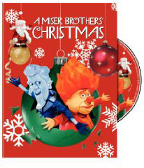 Miser Brothers Christmas on DVD