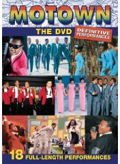 Motown The DVD on DVD