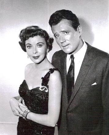 Mr. Adams & Eve - Ida Lupino & Howard Duff