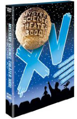Mystery Science Theater 3000 on DVD