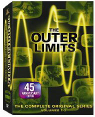 Outer Limits on DVD