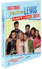 Parker Lewis Can't Lose: The Complete Second Season on DVD