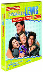 Parker Lewis Can't Lose on DVD