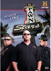 pawn stars on DVD