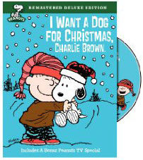 Peanuts Christmas on DVD