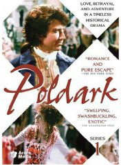 Poldark on DVD