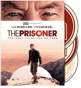 The Prisoner on DVD