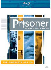 The Prisoner - classic TV show on Blu Ray