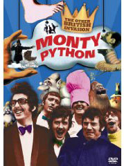 The Rise of Monty Python: The Other British Invasion on DVD