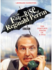 The Fall and Rise of Reginald Perrin on DVD