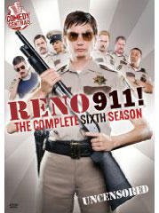 Reno 911 - Season 6 on DVD