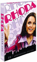 Rhoda on DVD