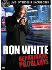 Ron White on DVD