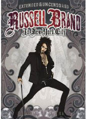 Russell Brand on DVD