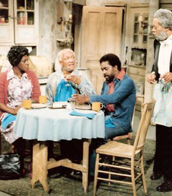 Sanford & Son with Whitman May as Grady