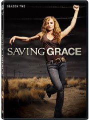 Saving Grace: Season 2 on DVD
