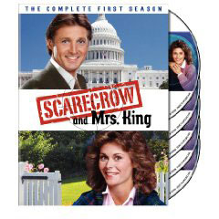 Scarecrow and Mrs. King on DVD