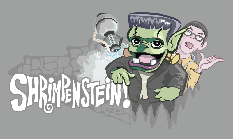 classic tv - shrimpenstein