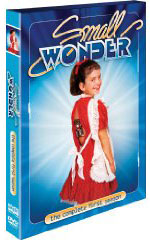 Small Wonder on DVD