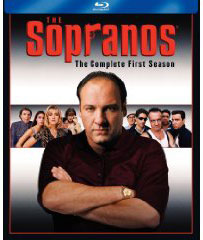 The Sopranos on Blu Ray