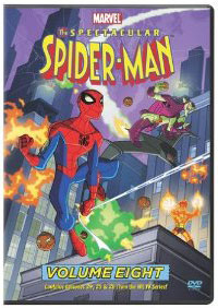 The Spectacular Spider-Man - Season 8  on DVD