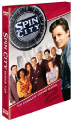 Spin City: The Complete Second Season on DVD