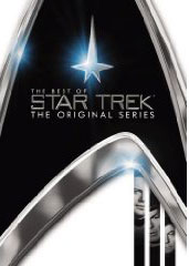 Classic TV Show Star Trek on DVD